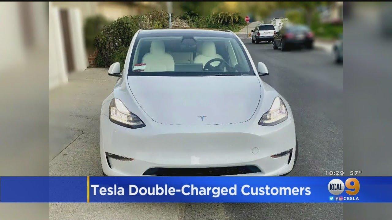 Reports Of Tesla Double Charging Customers