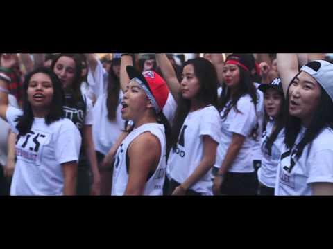 BTS FLASHMOB by I LOVE DANCE
