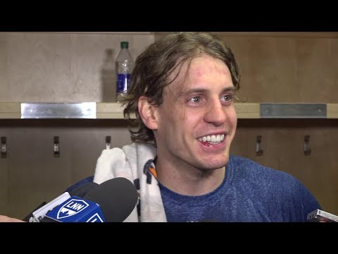 Maple Leafs Post-Game: Tyler Ennis - March 4, 2019