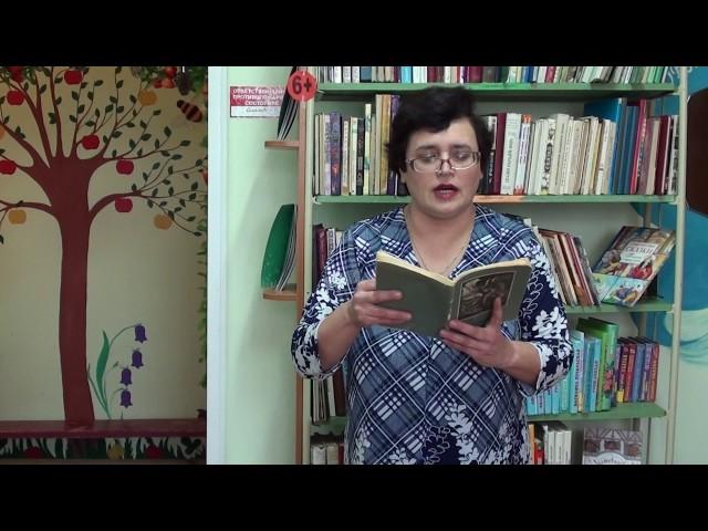 Изображение предпросмотра прочтения – ЛидияСеменова читает отрывок изпроизведения «Мцыри» М.Ю.Лермонтова