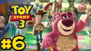 Toy Story 3 The Video-Game - Part 6 - Bonnie