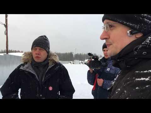 18 ноября 2019 #Шиес московские депутаты и нач.охраны
