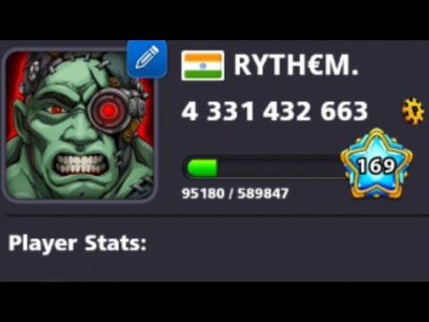 8 ball pool monster Avatar link