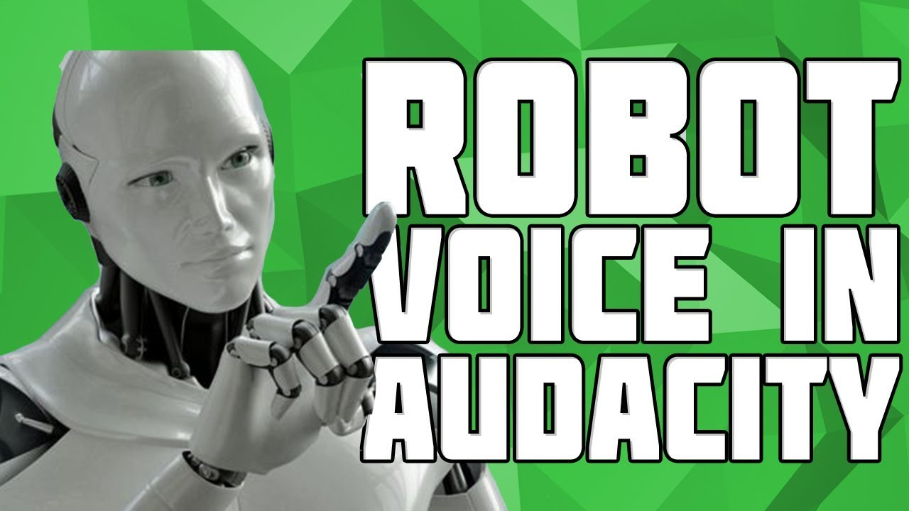 Robot Voice in Audacity! How to Make a Robot Voice in Audacity! Evil Robot  Voice Tutorial!