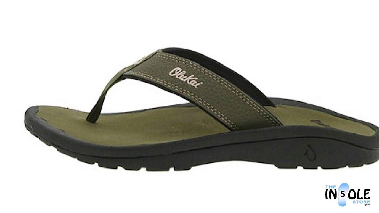 Olukai Ohana Kona Amp Kona Sandals For Men Theinsolestore