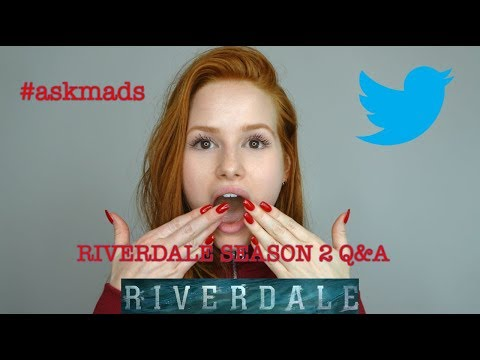 Riverdale Season 2 Q&A answering your questions! (Part 1) | Madelaine Petsch
