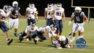 High School Football: Waianae vs Kamehameha 8-6-16
