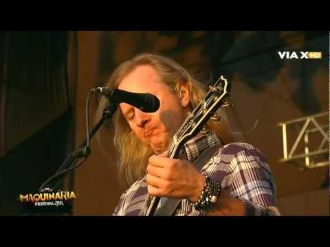 Alice In Chains - Down in a Hole (Live Maquinaria 2011) HD