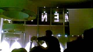 "Zan Hoffman, Bodycocktail featuring Markus Breuss - ""Mist"" - Live at Cuántica Festival - 31/11/09"