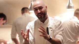 Celebrating AÜRT Restaurant's first Michelin Star