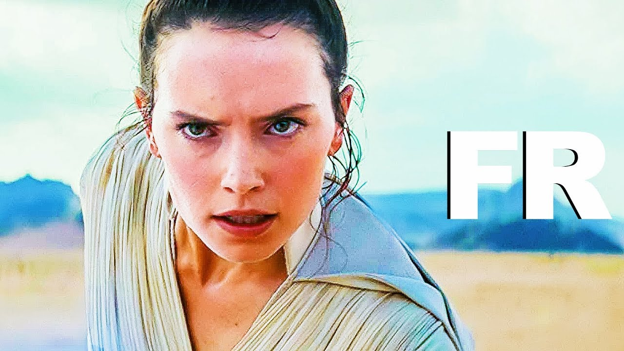 STAR WARS L'ASCENSION DE SKYWALKER Bande Annonce VF (2019)
