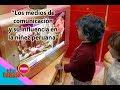 Los medios de comunicación y su influencia en la niñez peruana