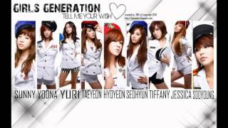 Korean Song SNSD Girl's Generation - La la la [HD]