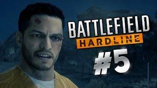 Прохождение Battlefield Hardline #5 - Наказание