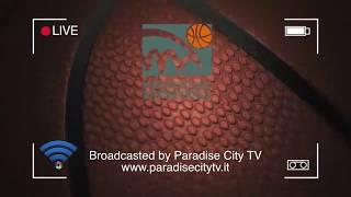 Under 18 Ecc. 2017-2018 -  Ponte Vecchio Basket vs. Or. Sal Ancona Basket