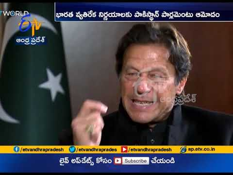 Imran Khan says India Creating 'war like' Situation