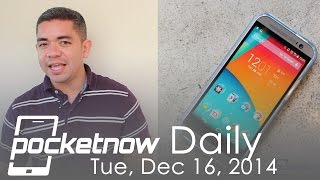 Android 5.0 on HTC, iOS 8.1.3, Pebble Android Wear & more - Pocketnow Daily