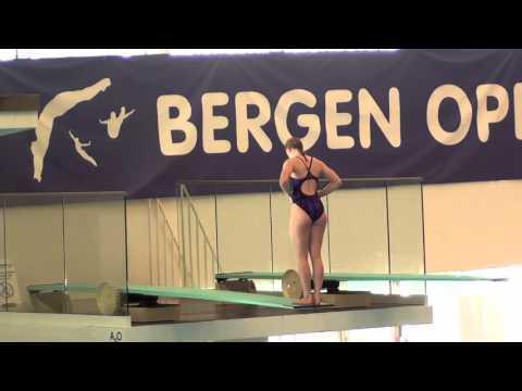 Bergen Open 2016 - Women 3m