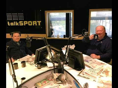 Alan  Brazil Money Laundering High Heel News - talkSPORT