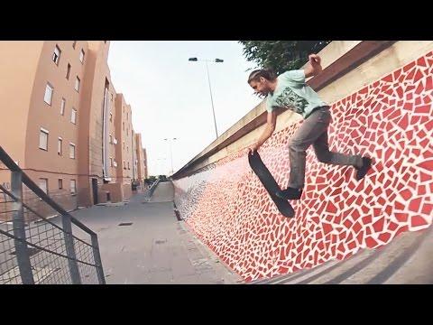 Sebastian Hofbauer Skates Street Lines With Creative Finesse