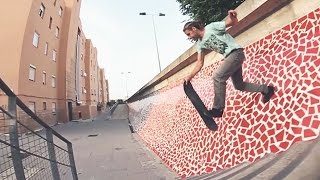 Sebastian Hofbauer Skates Street Lines With Creative Finesse
