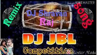 Hindi non stop full Dholki mix DJ Shravan Raj Mabbi....
