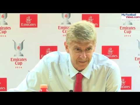 Arsene Wenger: My interest in Sami Khedira