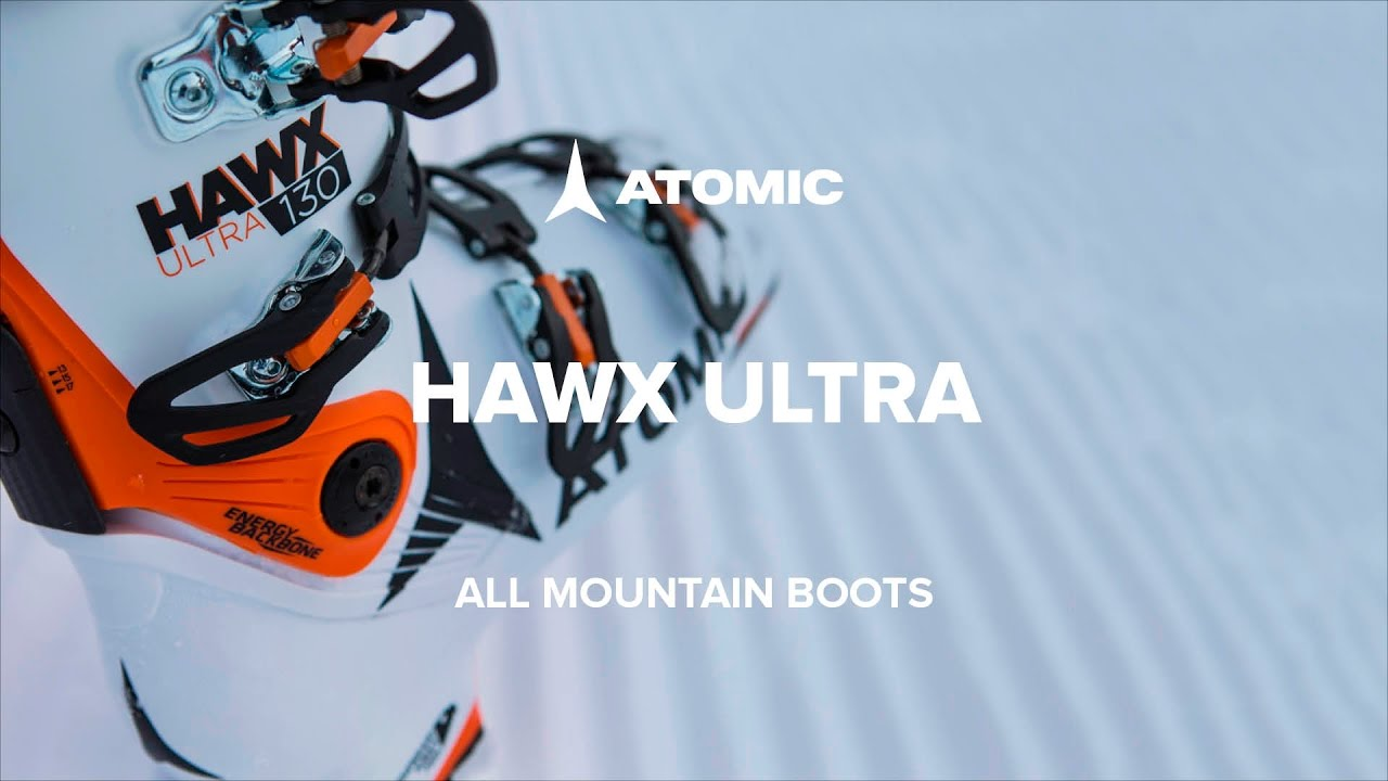 timeless design 14f49 94f7c ATOMIC HAWX ULTRA 130 S (2019) - Ski Boot Men
