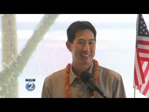 Djou announces bid for 1st Congressional seat