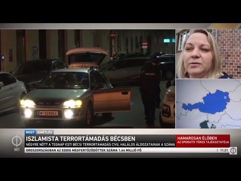 Iszlamista terrortámadás Bécsben thumbnail
