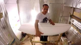 """в данном видео мы рассказываем про одну из наших про моделей вейксерфа """"Crazy Rocket""""."""
