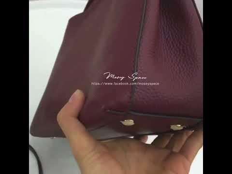 Mosey Space【BAG18024】真牛皮訂製 真皮手提肩背購物包/托特包/子母包 超優惠好質感 tote
