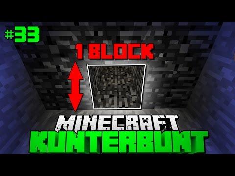 WER PASST hier DURCH?! - Minecraft Kunterbunt #33 [Deutsch/HD]