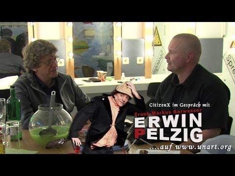 UnArt Live TV - Interview Frank-Markus Barwasser, Stadthalle Gladbeck 2014