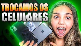 GANHEI MEU IPHONE NOVO! - ENTÃO ROBERTA?