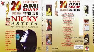 Download Lagu Nicky Astria - 20 Golden Best (2002) [HQ Audio] mp3