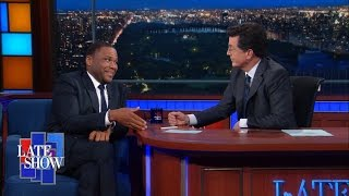Anthony Anderson Wants Eight More Years Of Obama