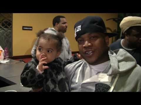 Styles,P and my daughter Drea @ Juices For Life