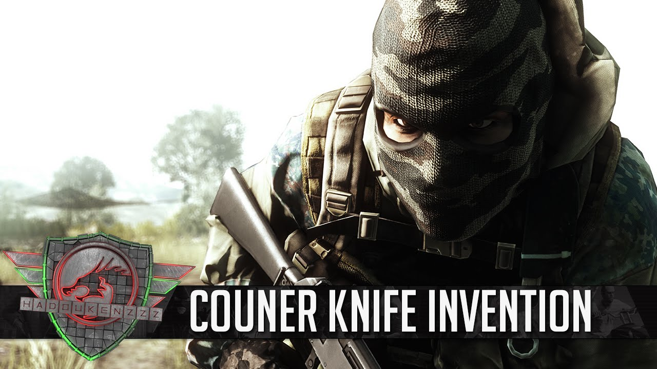 Battlefield 3 - The Invention of Counter Knifing