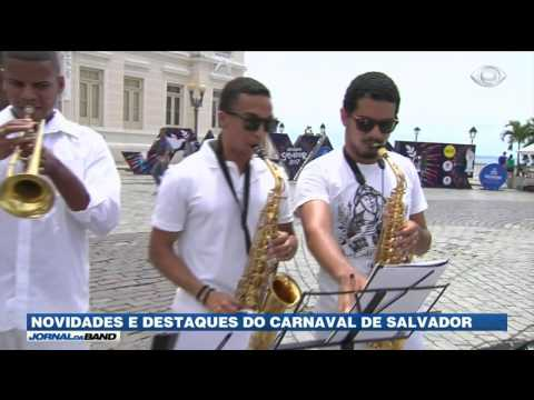 Novidades e destaques do Carnaval mais democrático do país, em Salvador