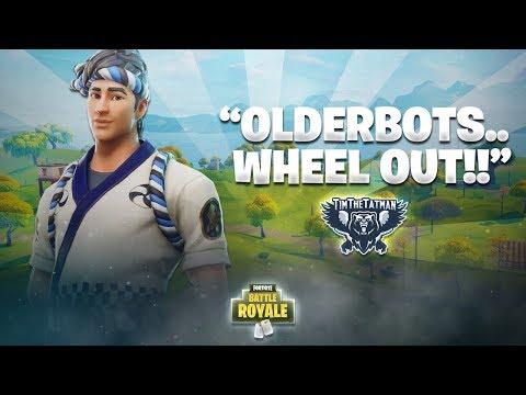 THE OLD GUYS!! (ft. Dakotaz, DrLupo & HighDistortion) | Fortnite Battle Royale Highlights #113