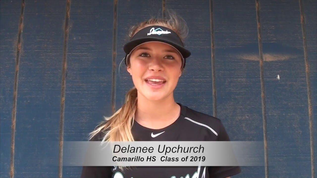 Delanee Ann Upchurch's Softball Recruiting Profile