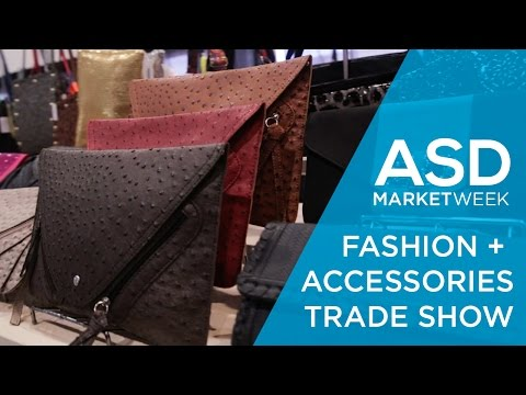 Fashion Accessories Trade Show   ASD Market Week