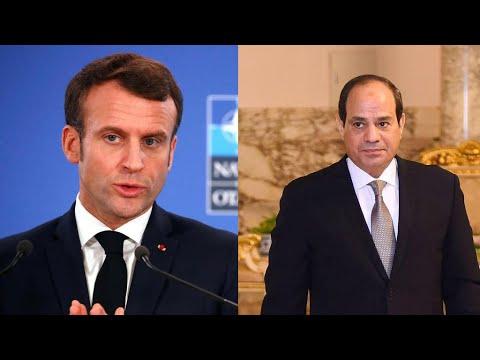 France, Egypt Urge 'restraint' In Libya As Turkey Weighs Sending Troops
