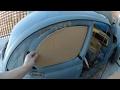 Restauración y modificación VolksWagen Escarabajo (Parte 19)