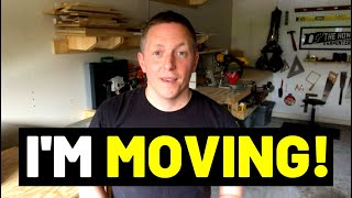 I'M MOVING THIS WEEK! (+ SPONSORSHIP OPPORTUNITIES...)