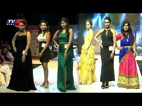 Miss Telangana 2018 Grand Finale Fashion Show | TV5 News