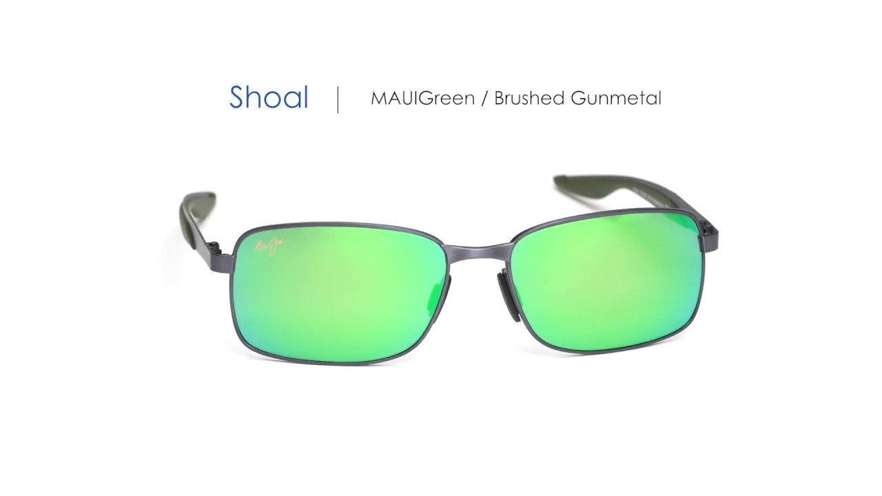 ec4e2fe5727a Shoal Polarized Sunglasses | Maui Jim®