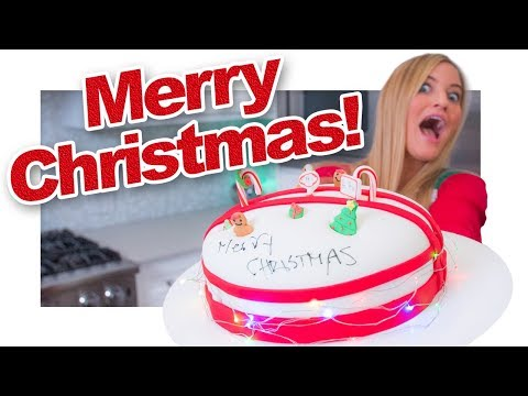 Download Youtube: 🎄 Merry Christmas Cake!