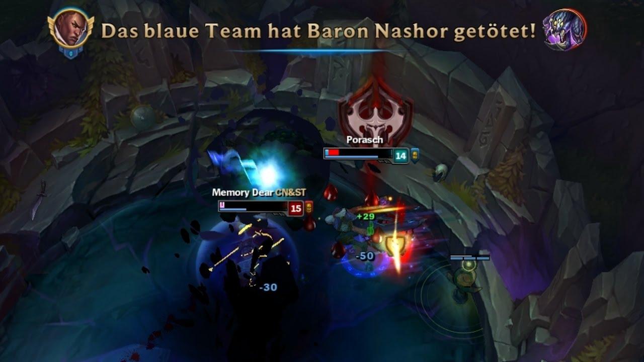League Of Legends Baron Hat